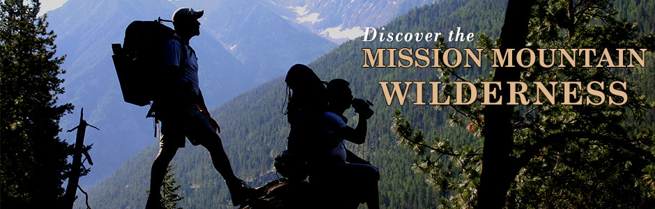 Discover the Mission Mountain Wilderness